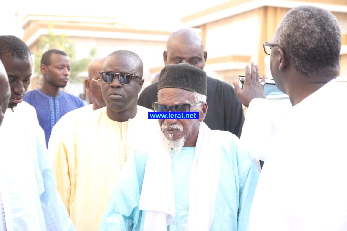 L'arrivée de Cheikh Sidy Mokhtar Mbacke à la Résidence Cheikhoul Khadim