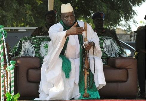 Yaya Jammeh déclare la Gambie '' Etat islamique''
