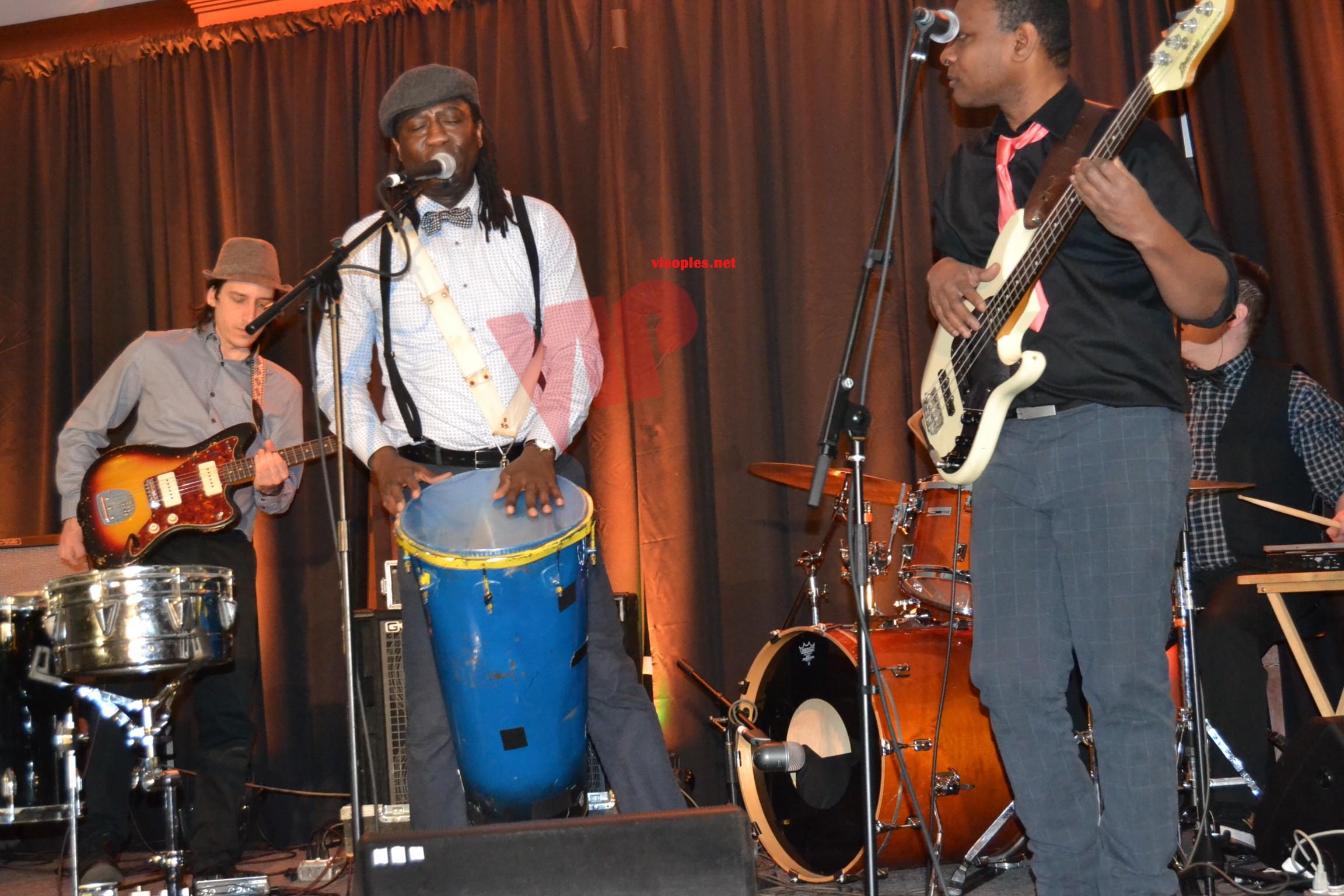 VIDEOS: APAP I NYC, Le chanteur Eladj Diouf s'exprime sur sa participation. Regardez