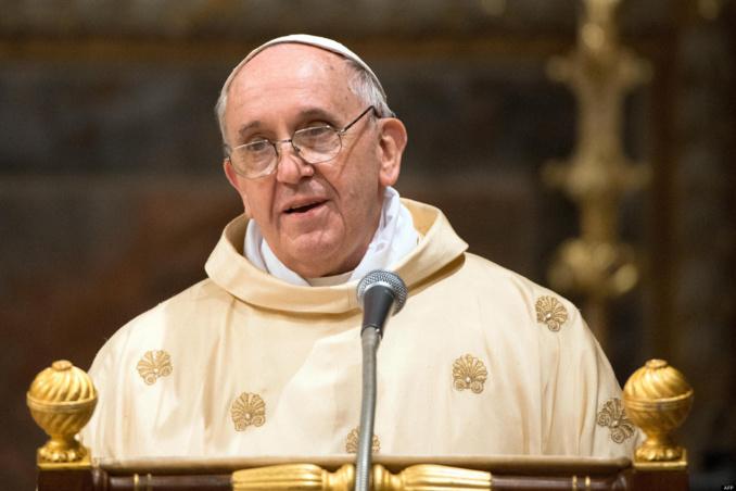 Le pape donne une leçon d'Europe aux dirigeants de l'UE