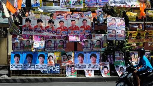 Elections sanglantes aux Philippines: au moins 10 morts