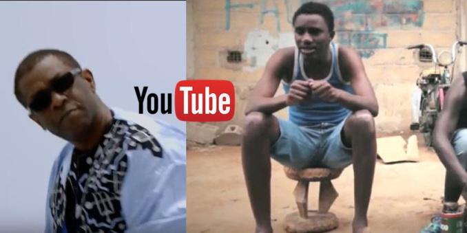 La concurrence à distance entre Waly Seck et Youssou Ndour sur Youtube