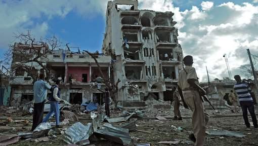 Vingt morts dans l'attaque d'un hôtel à Mogadiscio