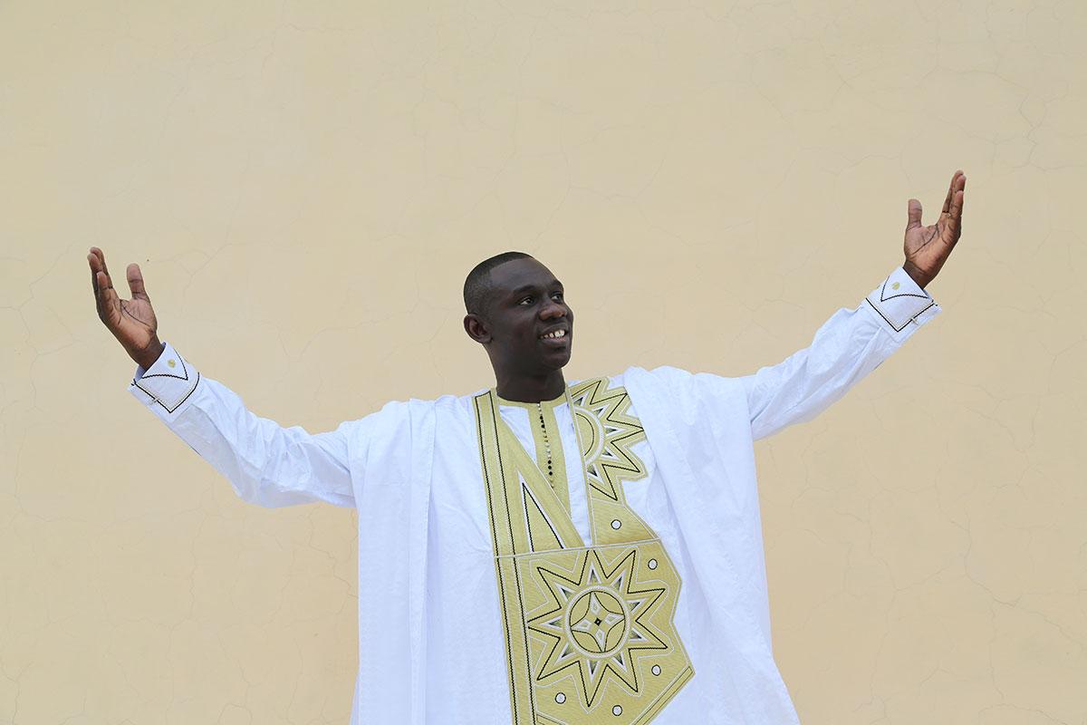 Pape Diouf Et la Génération consciente 4544 N Lincoln Ave · Gary et Laura Maurer Concert Hall july 16 · 773.728.6000