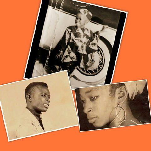 Photo souvenir : Vous n'allez pas en croire vos yeux... Youssou Ndour, petit garçon, avec son papa et sa maman