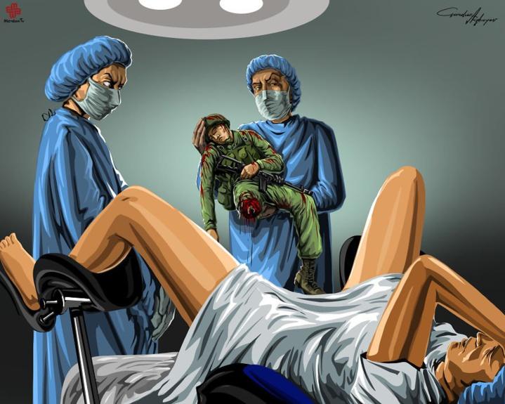 Les 11 images chocs de cet artiste sur notre société vont vous faire froid dans le dos... La 7 est poignante !