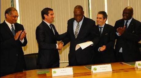 Coupe d afrique des nations c est d sormais la can total - Prochaine coupe d afrique des nations ...
