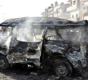 Plusieurs attentats-suicides dans le nord de l'Irak