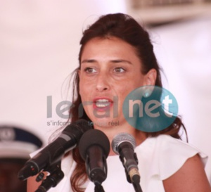 """Charlotte Aubin, présidente de GreenWish : """"Nous avons choisi le Sénégal non seulement parce que le pays présente un taux d'ensoleillement exceptionnel"""""""