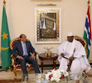 Ce que Jammeh a dit au Pr Aziz de la Mauritanie…Aussi incroyable que cela puisse paraitre, le « fou de Kanilaï »…inaugure ce jeudi une centrale à Farafegny