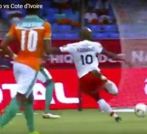 CAN 2017 : Côte-d'ivoire vs Rdc ( 1-2)