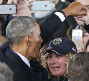 Obama quitte la Maison-Blanche avec Michelle Obama: Ces images risquent de vous faire pleurer
