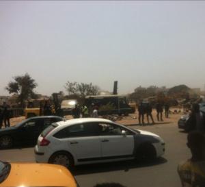 Ancienne piste de Dakar: Les garages de mécaniciens déguerpis