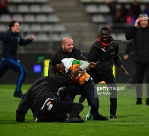 Sénégal-Côte d'ivoire (1-1) : folle fin de match, les photos choc (qui vont faire le,,,,