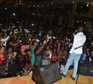 Gambie: Pape diouf ferme les porte du Pench Mi Hall.