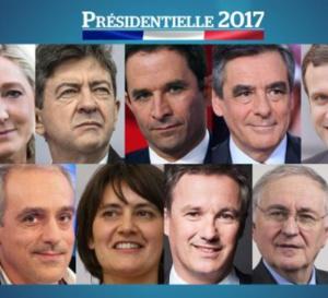La France aux urnes pour une présidentielle 2017 indécise