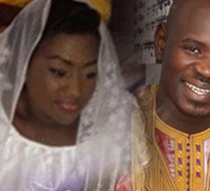Exclusivité- Mariage : Kya Aïdara dit Oui à Pape Cheikh Diallo, voici les images de la ceremonie