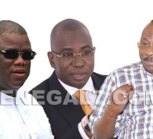 """Législatives 2017, Baldé, Mamour Cissé et Guirassy lancent """"Kaddu Askan-wi"""