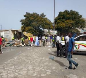 Désencombrement de la voie publique : Une vaste opération organisée par le sous-préfet de Dakar-plateau