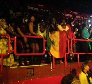 JOUR J- 28: Ce que vous n'aviez pas vu dans les coulisses du dernier Bercy de Youssou Ndour en 2013. Regardez