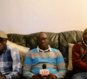 """Mamadou Ndao initiateur du """"MOUVEMENT DE LA DIASPORA DES SENEGALAIS DE LA SCANDINAVIE"""": Lance un appel à Sory Kaba ministre des Sénégalais de l'extérieur et à l'Etat du Sénégal."""