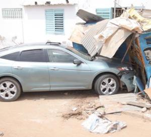 Guinaw-Rails: Un chauffeur perd le contrôle du volant et tue Aissata Ba, Awa Ba âgée de 18 ans blessée