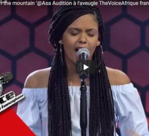 Jessica Lorraine participe à the voice Afrique francophone 2017
