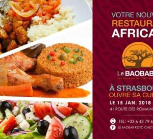 RESTAURANT LE BAOBAB CHEZ RAMA: Gouttez les Saveurs de l'Afrique 41 Route des romains 67000 Strasbourg info +33 6 43 79 69 70