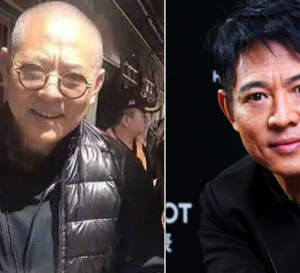L'acteur Jet Li : malade, affaibli et méconnaissable