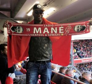 Finale Ligue des champions, Amadou Diop Fifty apporte son soutient à Sadio Mane