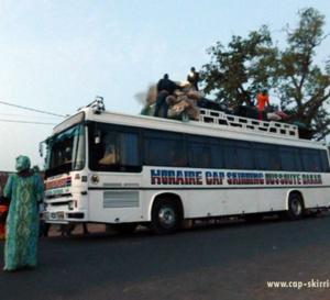 Mariama Diallo décède à coté de son mari dans le bus