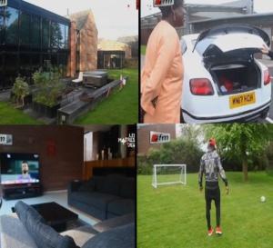 Mame Fatou Ndoye nous dévoile, La Vie de Sadio Mané à Liverpool: Piscine, maison et voiture de luxe…