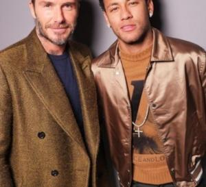 Russie 2018 : David beckham soutient Neymar…