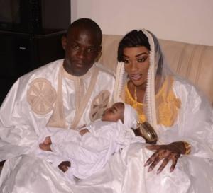 Les images du baptéme de la fille de Tapha Fall Bara Couture à Guédiawaye.