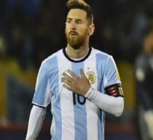 Mondial 2018 : Lionel Messi reste optimiste, il veut gagner la Coupe du Monde