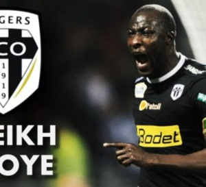 Officiel : Cheikh N'Doye revient à Angers !