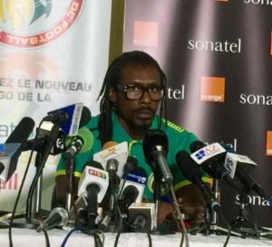 Aliou Cissé à Dakar pour reprendre service