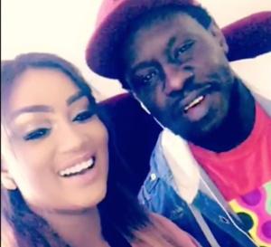 M.A.S.S reçu par Adja Astou la reine du petit écran dans Allô Sénégal