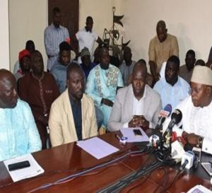 Le collectif des lutteurs signe et persiste : « Nous exigeons la démission du président du Cng »