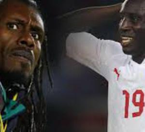 Demba Ba trouve bizarre le coaching de Aliou Cissé