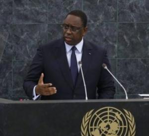 Macky Sall absent de l'Assemblée générale des Nations Unies…