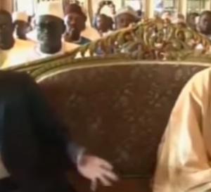 Témoignage émouvant du Premier Ministre sur Sidi Lamine Niass, devant son fils « Sidy m'a envoyé une photo sur …
