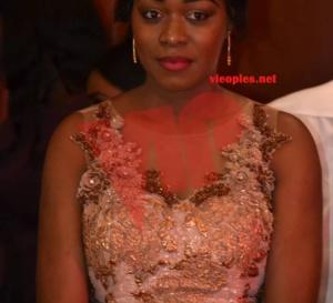 Khady Ndiaye Bijou impressionnante au défilé de Adja OMBELICO