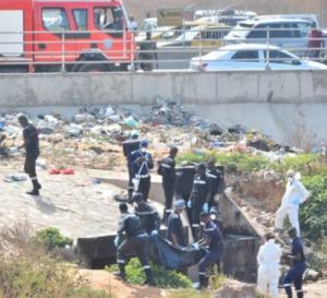 Pont de l'émergence : Du nouveau sur les cadavres découverts , Habib Fall, avait 16 ans