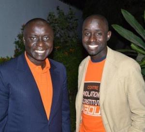 Alliance électorale : Idrissa Seck rend visite à Thierno Bocoum