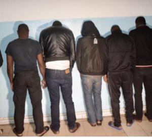 Arrestation : deux gangs de cambrioleurs interpellés par la Sureté urbaine