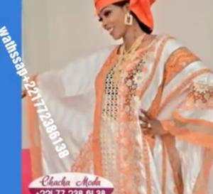 Exclusive: Mode Tendance model you grave ak aicha chacha moda +221772386138 4784 vues  35