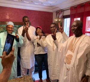 VIDEO: Malgrés les sabotages, Mari Lo dame le pion et réussie la mobilisation pour la réélection de Macky Sall avec le Mouvement Dakar avec Macky.