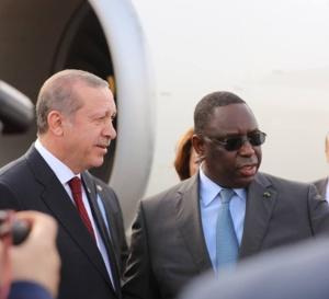 Macky Sall « vend » l'aéroport Blaise Diagne aux Turcs