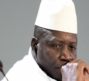 """Yaya Jammeh : """" Ce que j'ai dit à Macky Sall sur la fermeture de la frontière..."""""""